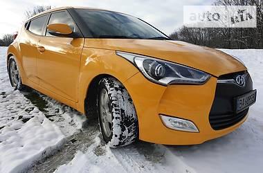 Характеристики Hyundai Veloster Купе