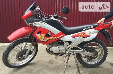 Kymco 125  2002