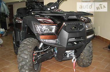 Kymco MXU  700i 2013