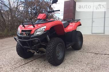 Kymco MXU 400 2011
