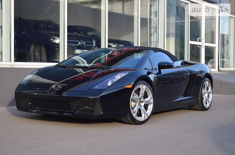 Lamborghini Gallardo 2009 года