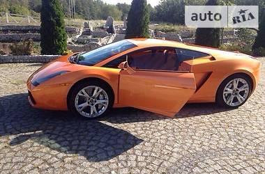 Lamborghini Gallardo Coupe 2007