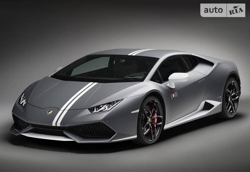 Lamborghini Huracan 2017 года