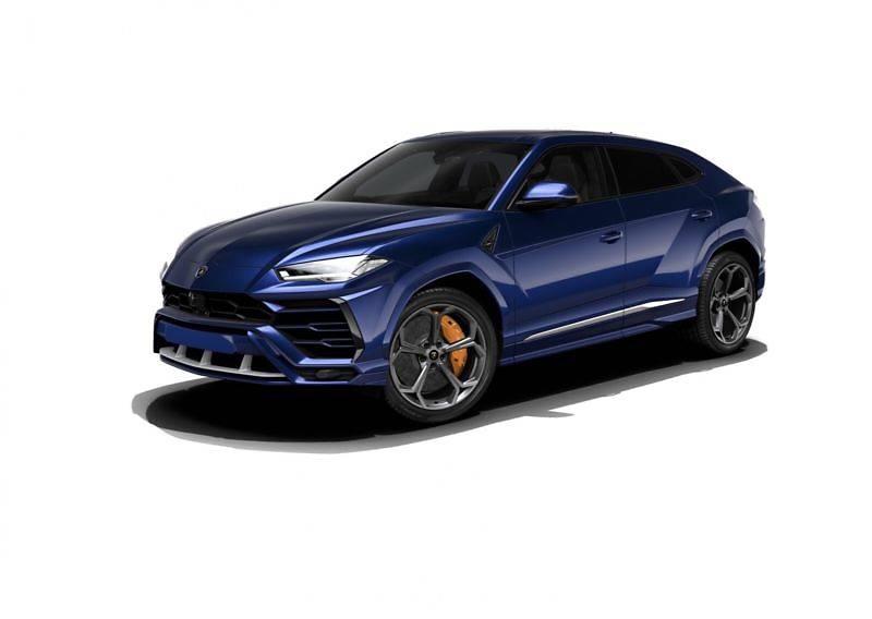 Lamborghini Urus 2018 года