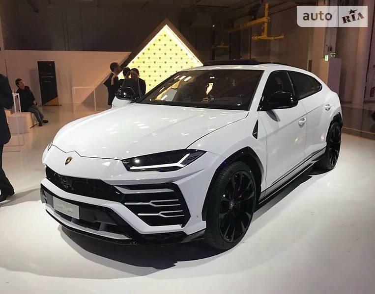 Lamborghini Urus 2018 року