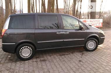 Lancia Phedra peugeot 807 2006