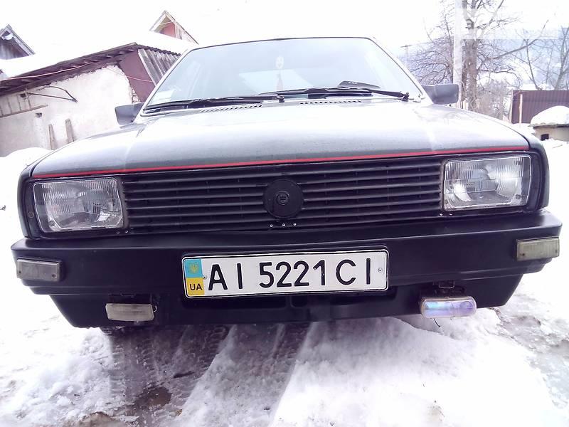 Lancia Prisma 1988 года