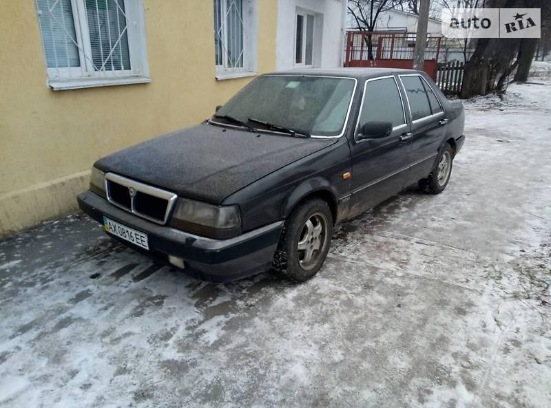 Lancia Thema 1989 року