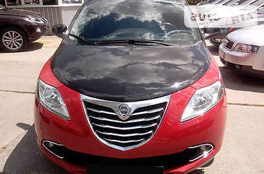 Lancia Ypsilon Twin Turbo 2012