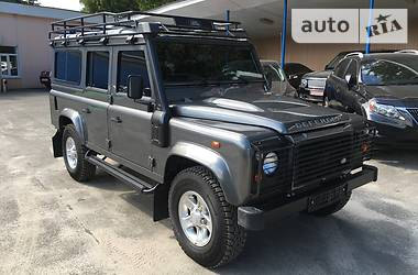 Land Rover Defender Full 2016