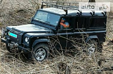 Land Rover Defender 110 2003