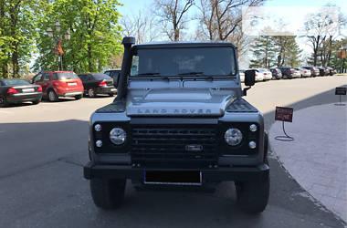 Land Rover Defender 90 2.2  2013