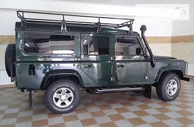 Land Rover Defender 110 2003