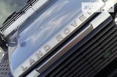 Land Rover Defender 110 2012