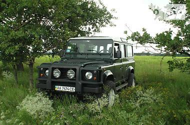Land Rover Defender TD5 1999
