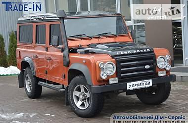 Land Rover Defender 110 Station Wagon 2009