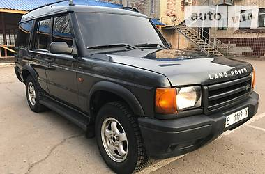 Land Rover Discovery Sport   2000