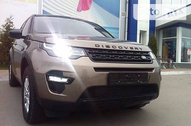 Land Rover Discovery Sport SE TD4 2016