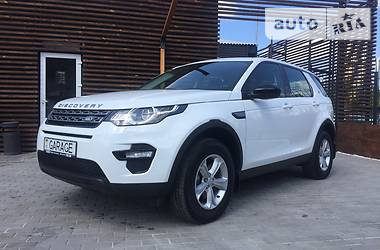 Land Rover Discovery Sport SPORT 2016