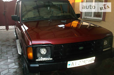 Land Rover Discovery Sport  1994