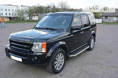 Land Rover Discovery HSE 2009