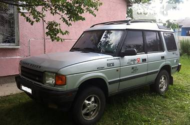 Land Rover Discovery  1996
