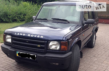 Land Rover Discovery  1999