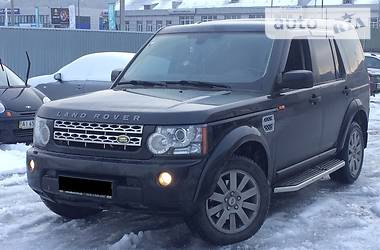 Land Rover Discovery 3.0D 2005