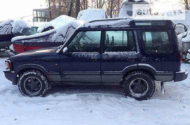 Land Rover Discovery 3.0  1995