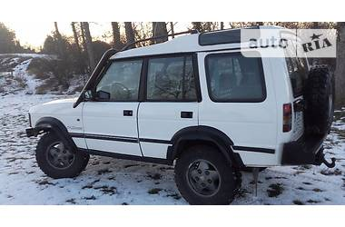 Land Rover Discovery  1991