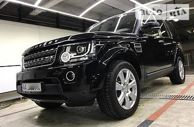 Land Rover Discovery 3.0TDI 2017