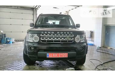 Land Rover Discovery Premium 2010