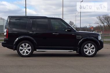 Land Rover Discovery  4 SE 3.0 TDI 2014