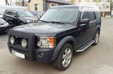 Land Rover Discovery V8 HSE 2006