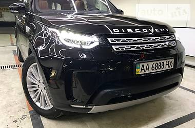 Land Rover Discovery HSE Luxury 3.0D 2017