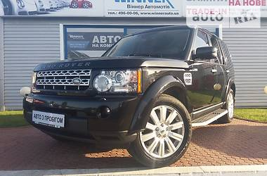 Land Rover Discovery 3.0 SDV6 2013