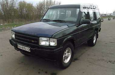 Land Rover Discovery 1 1998