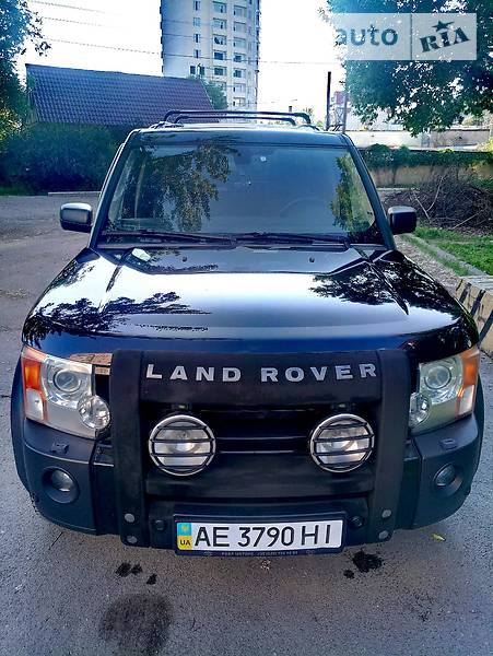 Land Rover Discovery 2007 року