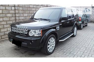 Land Rover Discovery 3.0тди 2013