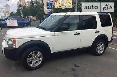 Land Rover Discovery LR 3  2007