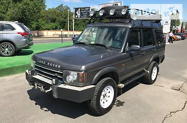 Land Rover Discovery Full 4x4 2004