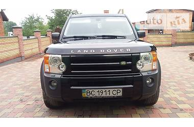 Land Rover Discovery 2.7 D 2007