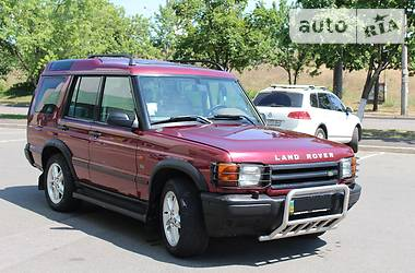 Land Rover Discovery 4.0  2002
