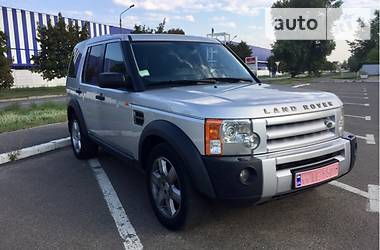 Land Rover Discovery HSE 2006