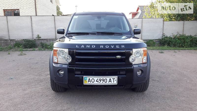 Land Rover Discovery 2006 року