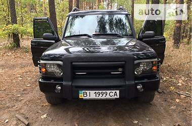 Land Rover Discovery II series  2003
