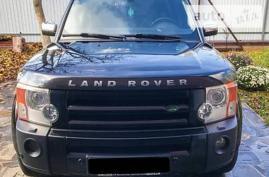 Land Rover Discovery HSE V8 7 мест 2007
