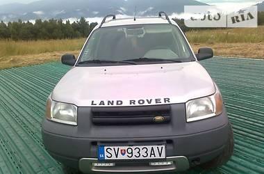 Land Rover Freelander ln 1999
