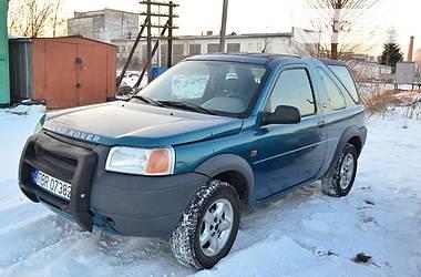 Land Rover Freelander 2.0tdi 1999