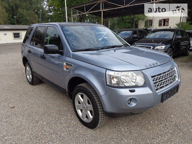 Land Rover Freelander 2008 року